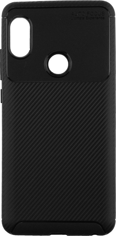 Купить Чехлы для телефонов, TOTO TPU Carbon Fiber 1, 5mm Case Xiaomi Redmi Note 5 Black