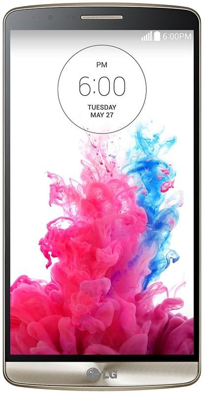 Смартфон LG G3 D856 32GB Dual Gold - Фото 1
