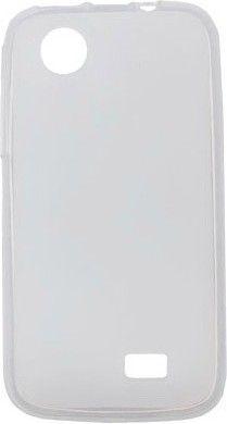 Чехол-накладка NoName Elastic PU case для Lenovo A369/A308 Clear - Фото 1