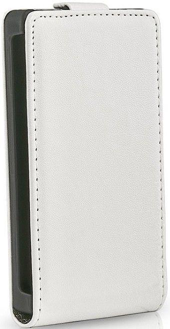 Чехол-флип Mobiking Flip Top для LG L5/E612/E615 White - Фото 1
