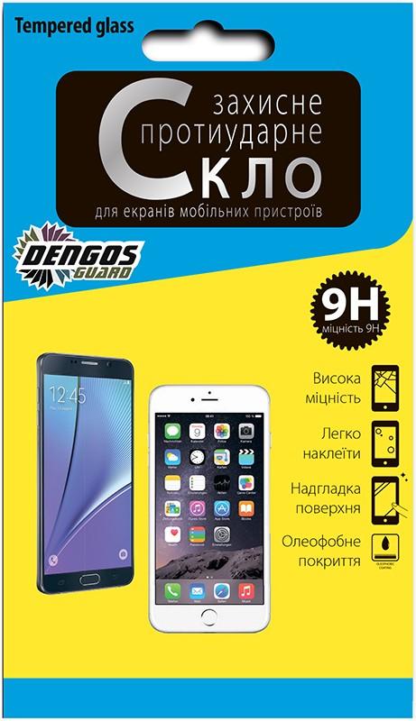 Защитное стекло Dengos Guard iPhone 4/4S clear - Фото 1