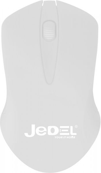 Jedel W120 Wireless White - фото