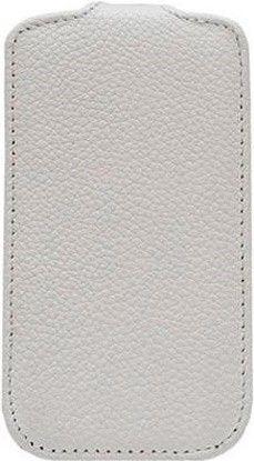 Чехол-флип Melkco Jacka leather case для Samsung S6802 Galaxy Ace DuoS white - Фото 1