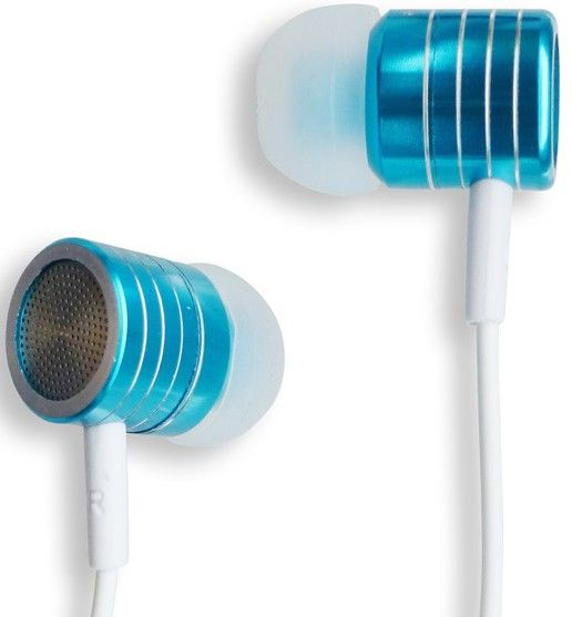 Наушники Avalanche AEF-MP3-391 синие - Фото 1