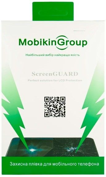 Защитная пленка Mobiking Защитная пленка для Samsung C6712 - Фото 1