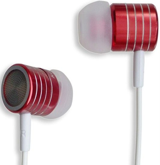 Наушники Avalanche AEF-MP3-391 красные - Фото 1