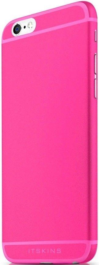 Чехол-накладка itSkins ZERO 360 для iPhone 6 Pink - Фото 1