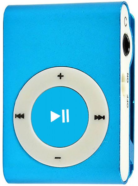 TOTO TPS-03 Without display&Earphone Mp3 Blue - фото