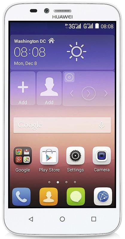 Смартфон Huawei Y625 White - Фото 1