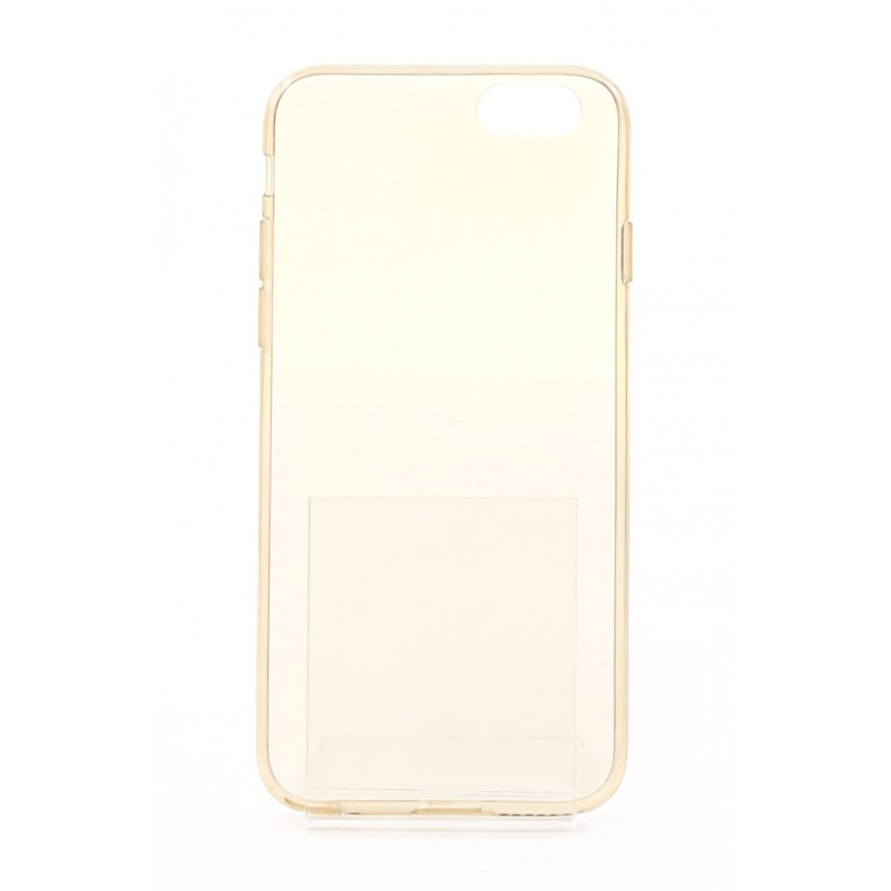 Чехол-накладка Nillkin TPU Nature iPhone 5/5s/SE White - Фото 1