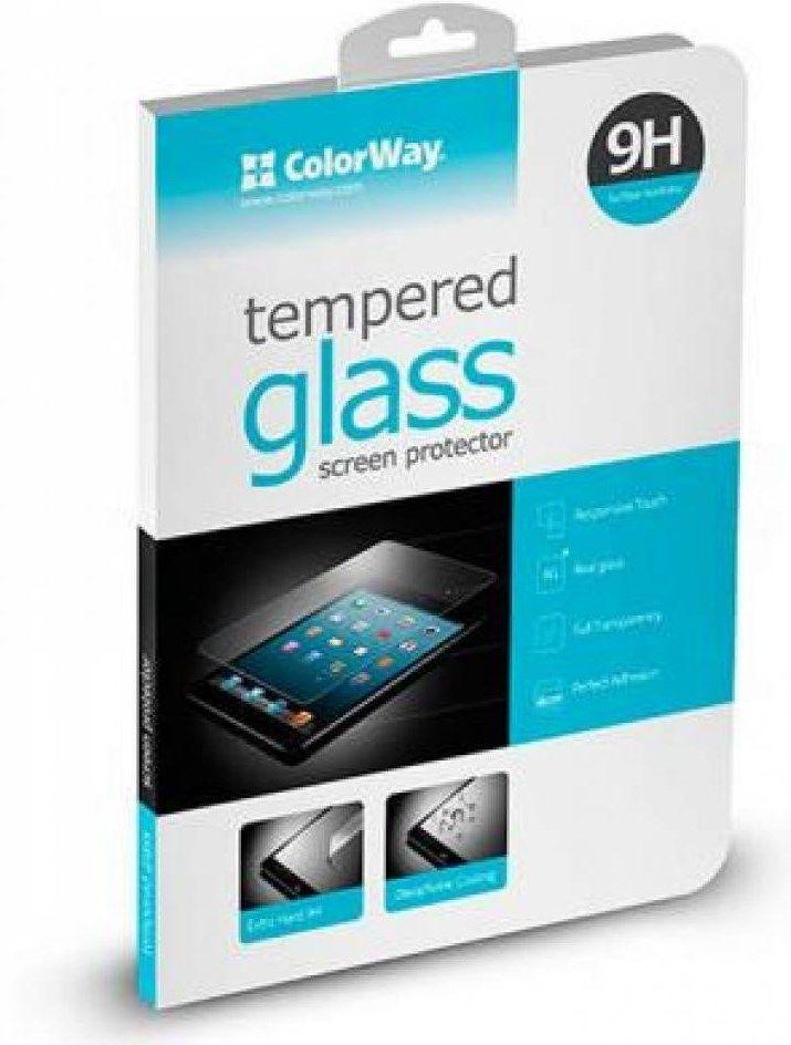 Защитное стекло ColorWay Защитное стекло 9H для Samsung Galaxy Tab S 10.5 T800 - Фото 1