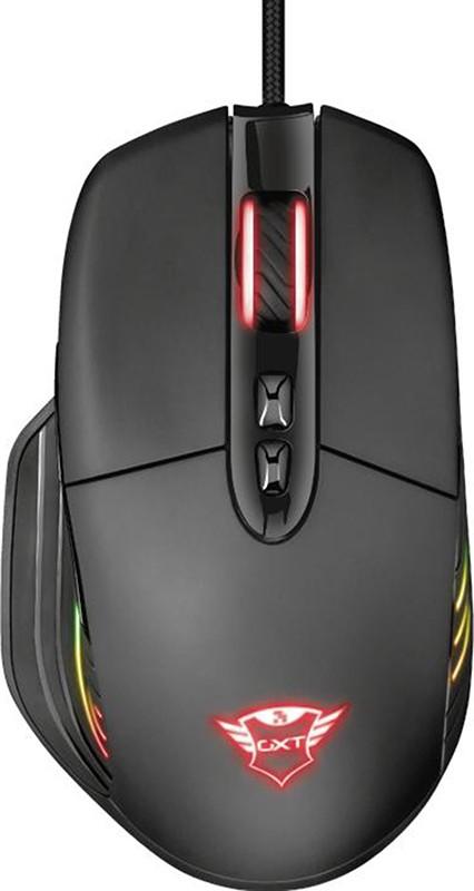 Клавиатуры и мыши, Trust GXT 940 Xidon RGB Black  - купить со скидкой