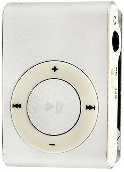 TOTO TPS-03 Without display&Earphone Mp3 Silver - фото
