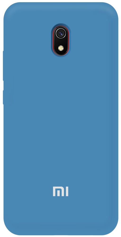 Купить Чехлы для телефонов, TOTO Silicone Full Protection Case Xiaomi Redmi 8A Navy Blue