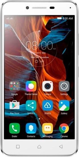 Смартфон Lenovo Vibe K5 Plus A6020a46 Silver - Фото 1