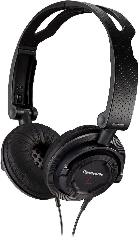 Наушники Panasonic RP-DJS150E-K Black - Фото 1
