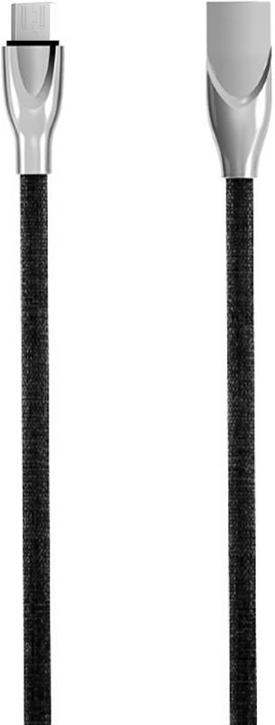 Купить Кабели и переходники, LDNIO LS29 Micro cable 1m Black