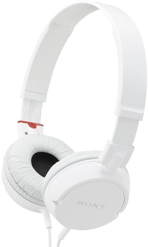 Наушники Sony MDR-ZX100 White - Фото 1