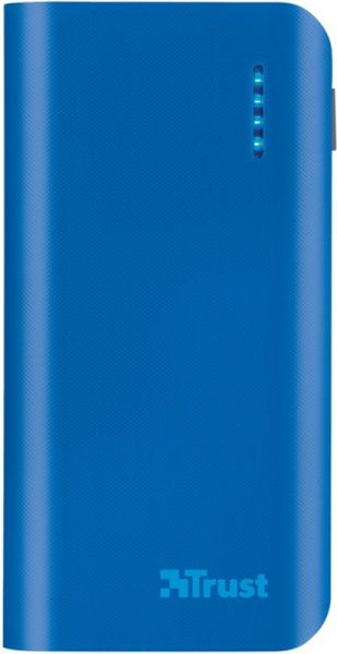 Trust Primo Power Bank 4400mAh Blue (21225) - фото