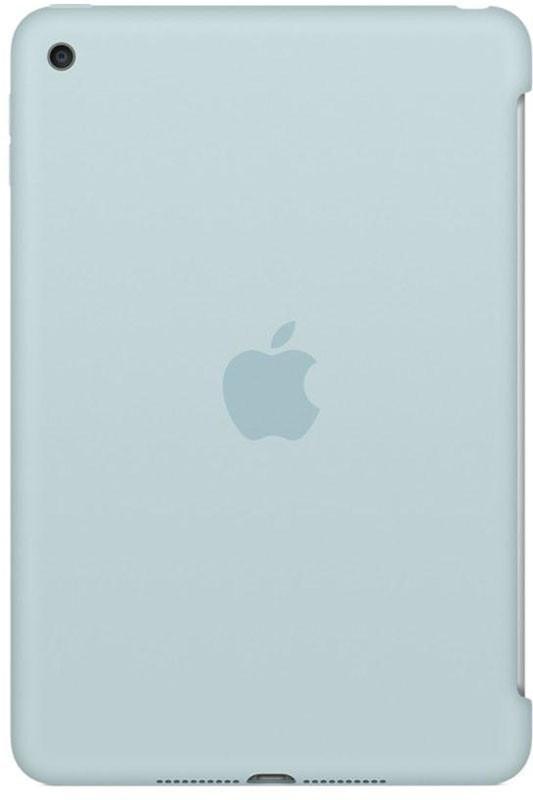 Купить Чехлы для планшетов, Apple iPad mini 4 Silicone Case - Turquoise (MLD72)