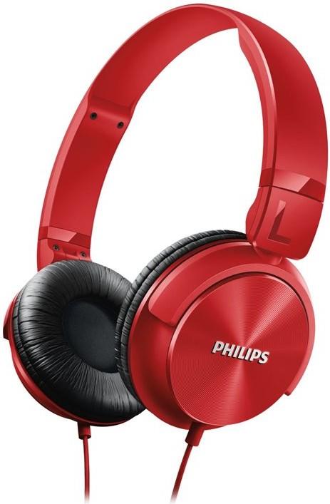 Наушники Philips SHL3060RD/00 Red - Фото 1