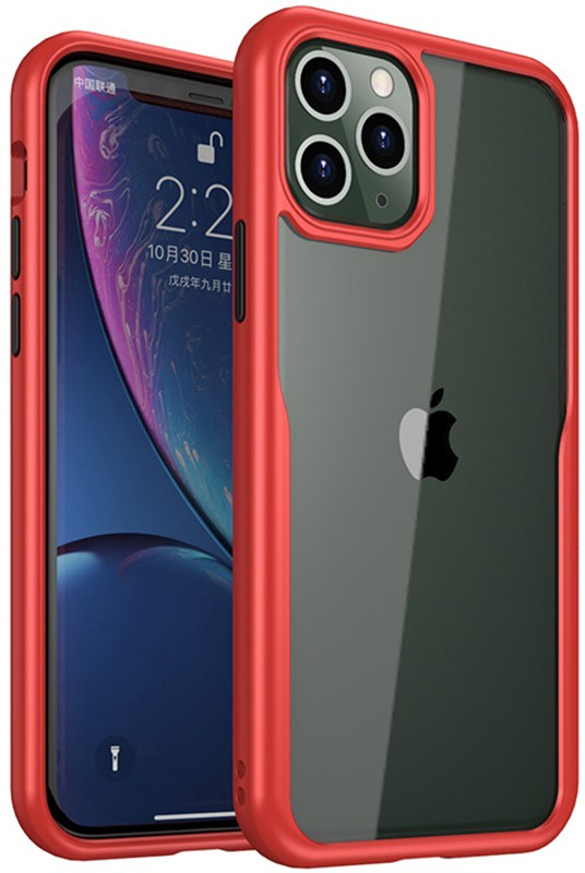 Купить Чехлы для телефонов, Ipaky XY-V5 Series TPU+PC Case Apple iPhone 11 Pro Max Red
