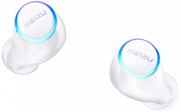 Meizu POP True Wireless Bluetooth Sports Earphones White - фото