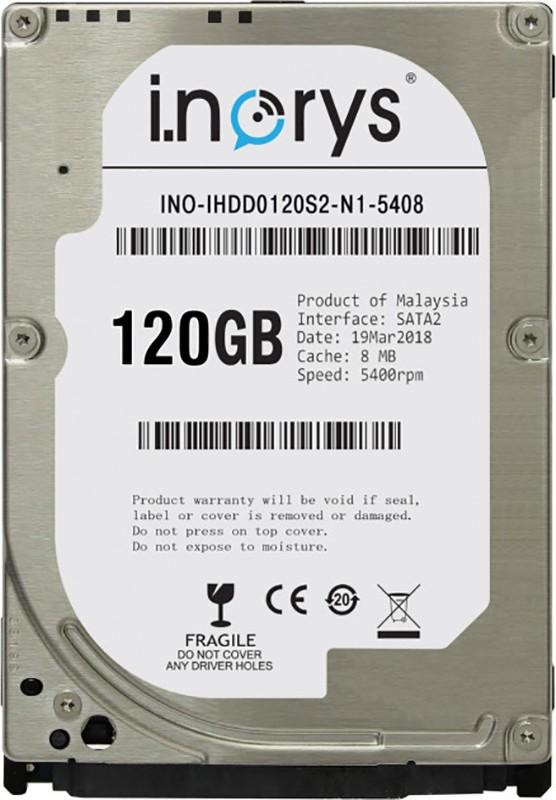 Купить Жесткие диски, i.norys HDD 2.5 SATA 120 GB (INO-IHDD0120S2-N1-5408)