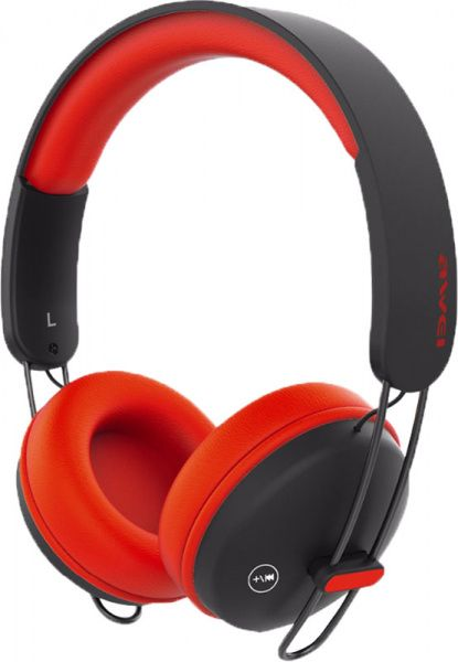 AWEI A800BL Black-Red - фото