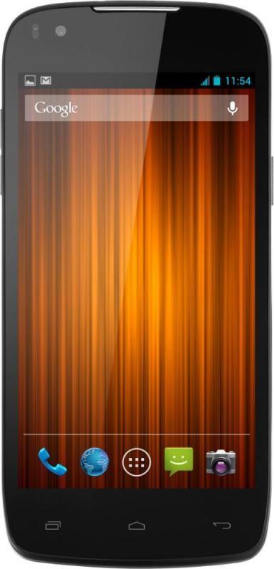 Смартфон Fly IQ4405 Quad Evo Chic Black - Фото 1