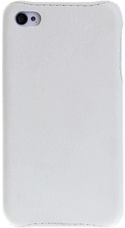 Чехол-накладка RedPoint Smart для iPhone 4/4S Белый - Фото 1