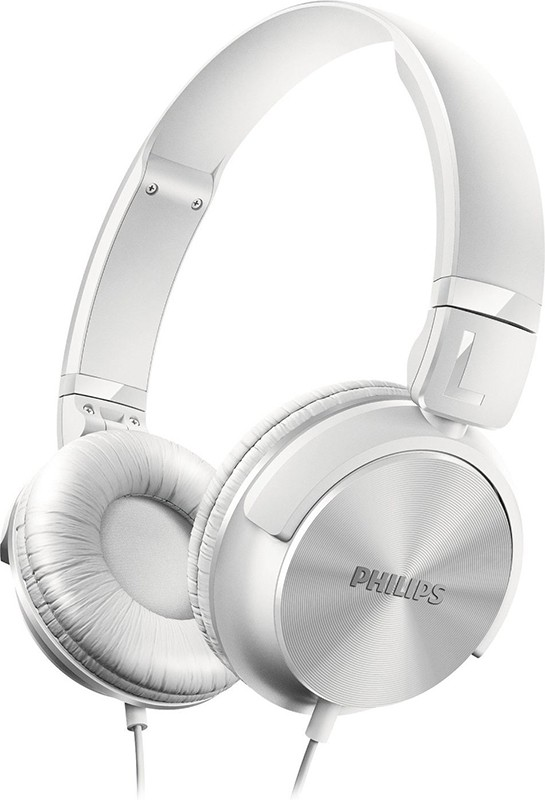 Наушники Philips SHL3060WT/00 White - Фото 1
