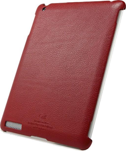 Чехол-накладка SGP Накладка iPad 2 Dante Red (SGP07700) - Фото 1