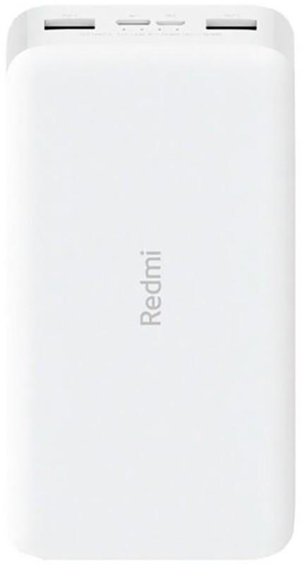 Купить Портативные батареи, Xiaomi Redmi Power Bank 10000mAh Standard Edition White