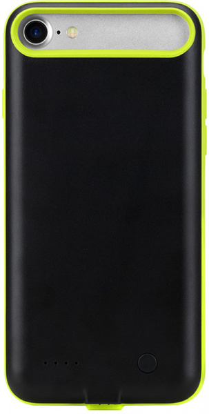Rock P8 power case 2000m Apple iPhone 7 Green - фото