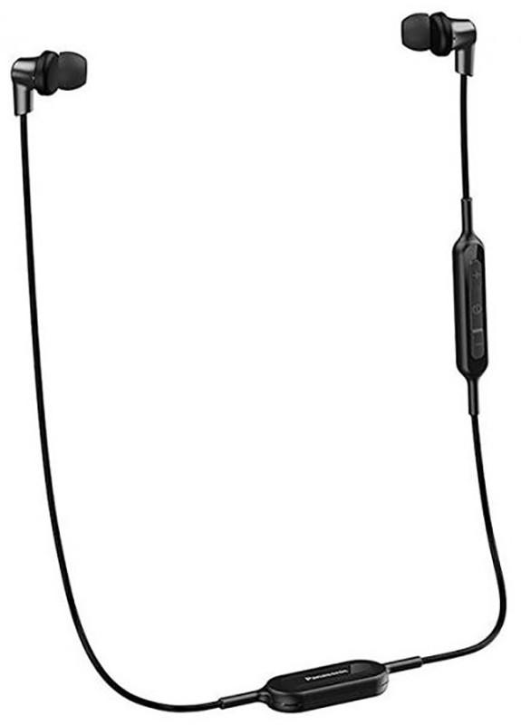 Купить Наушники и гарнитуры, Panasonic RP-NJ300BGC-K Black