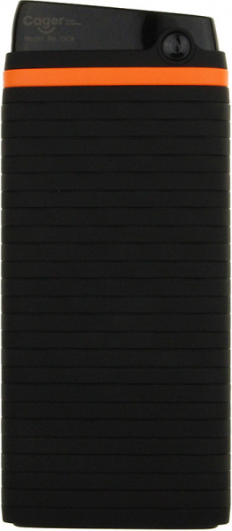 Cager QC8 Power Bank 20000 mAh Li-Polimer Black - фото