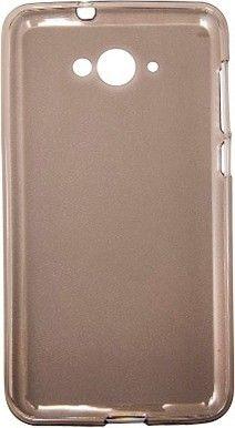 Чехол-накладка Drobak Elastic PU case для Lenovo S930 Grey/Clear - Фото 1