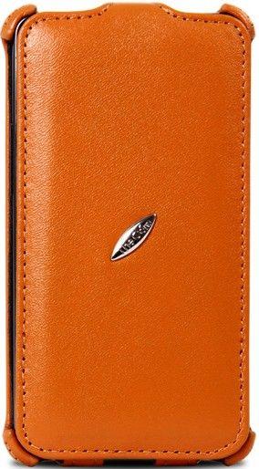 Чехол-флип Momax The Core GM Case для Samsung Galaxy SII i9100 Brown - Фото 1