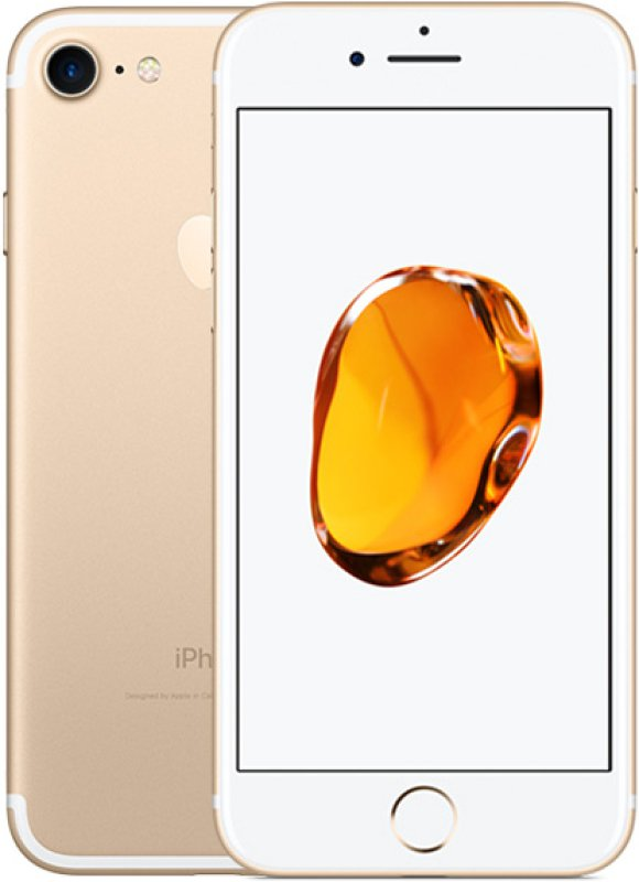 Смартфон Apple iPhone 7 128GB Gold - Фото 1