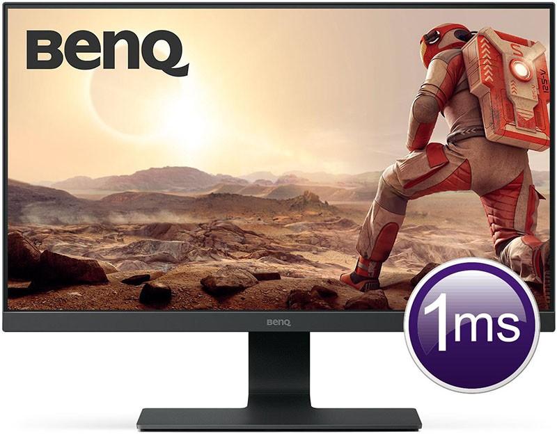 Купить Мониторы, BenQ GL2580H Black (9H.LGFLB.QBE)