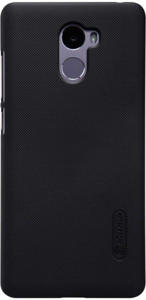 Nillkin Super Frosted Shield Xiaomi Redmi 4 Black - фото