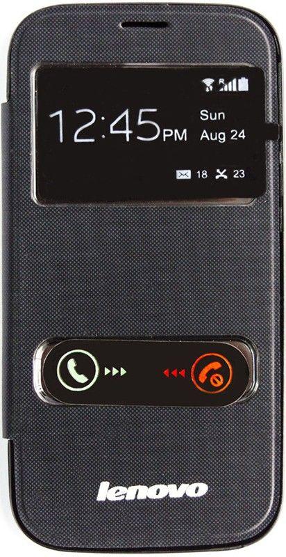 Чехол-книжка Folio Case BC SmartWindow для Lenovo S660 Black - Фото 1