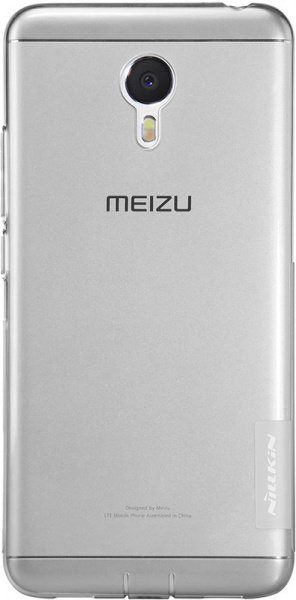 Nillkin TPU Nature Meizu M3 Note Grey - фото