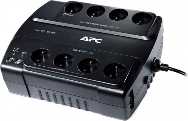 APC Back-UPS ES 700VA (BE700G-RS) - фото