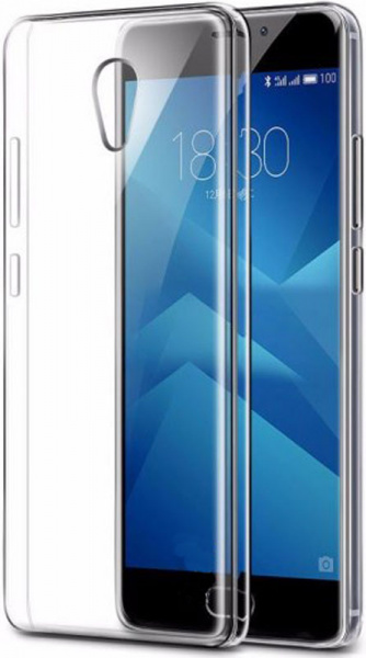 TOTO TPU case clear Meizu M5 Note Transparent - фото