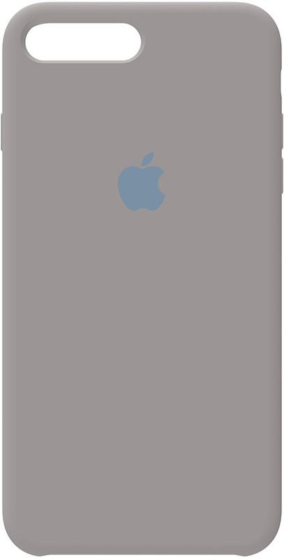 Купить Чехлы для телефонов, TOTO Silicone Case Apple iPhone 7 Plus/8 Plus Pebble Grey