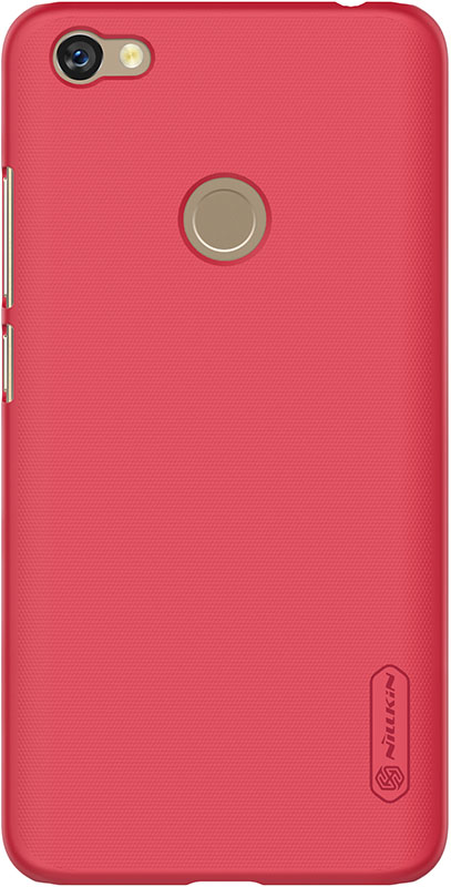 Купить Чехлы для телефонов, Nillkin Super Frosted Shield Xiaomi Redmi Note 5A Prime Red