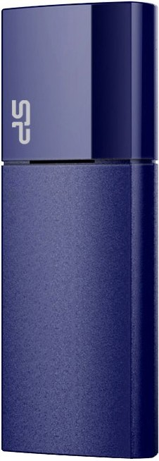 USB Flash Silicon Power Ultima U05 16Gb Deep Blue - Фото 1