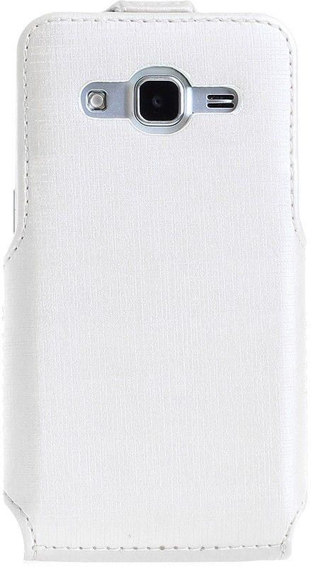 Чехол-флип RedPoint Flip Case для Samsung G360/G361/G355/G350 Белый - Фото 1